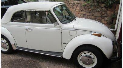 1977 Volkswagen Beetle Convertible for sale 101489329