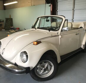 1977 Volkswagen Beetle Convertible for sale 101036933