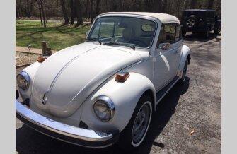 1977 Volkswagen Beetle Convertible for sale 101176575