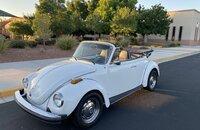1977 Volkswagen Beetle Super Convertible for sale 101368376