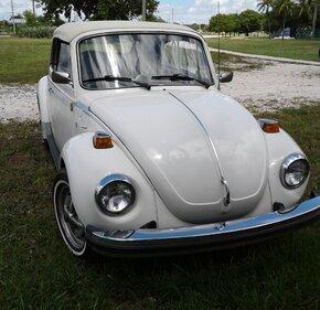 1977 Volkswagen Beetle Super Convertible for sale 101371863