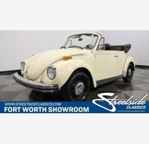 1977 Volkswagen Beetle Convertible for sale 101394189