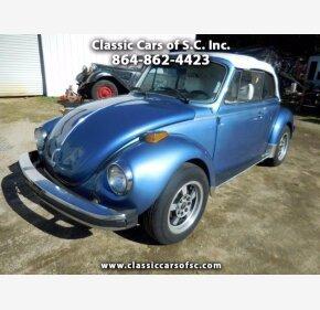 1977 Volkswagen Beetle Convertible for sale 101461210