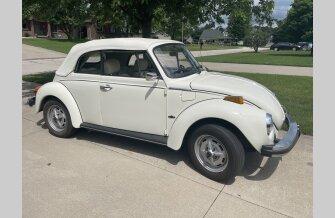 1977 Volkswagen Beetle Convertible for sale 101554495
