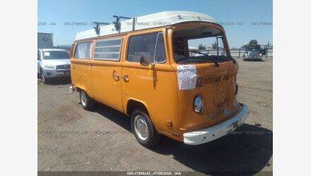 1977 Volkswagen Vans for sale 101347108
