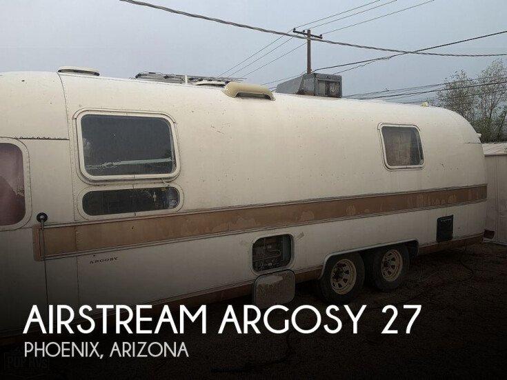 1978 Airstream Argosy for sale 300321008