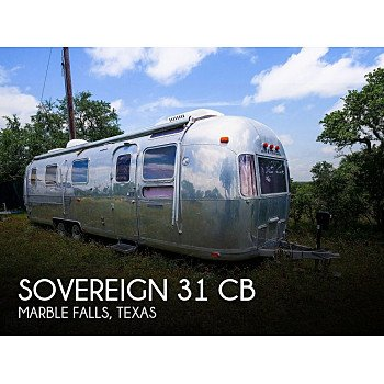 1978 Airstream Sovereign for sale 300314281