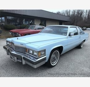 1978 Cadillac De Ville for sale 100975345