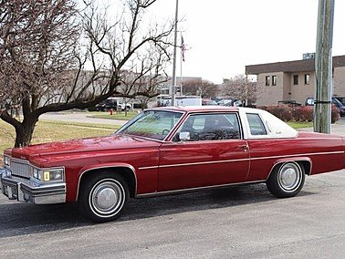 1978 Cadillac De Ville for sale 101411477