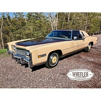 1978 Cadillac Eldorado for sale 101016387
