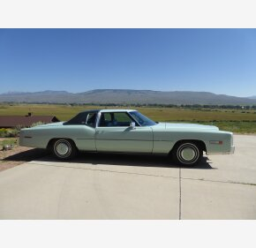 1978 Cadillac Eldorado Coupe for sale 100789134