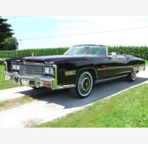 1978 Cadillac Eldorado Convertible for sale 100880706