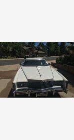 1978 Cadillac Eldorado for sale 101051873