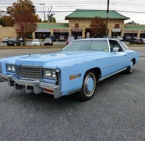1978 Cadillac Eldorado for sale 101054835