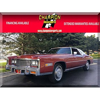 1978 Cadillac Eldorado Biarritz for sale 101064936