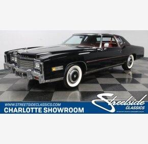 1978 Cadillac Eldorado for sale 101088203