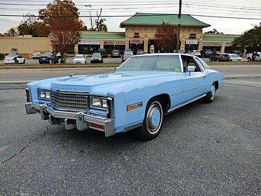 1978 Cadillac Eldorado for sale 101132348
