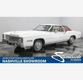 1978 Cadillac Eldorado for sale 101167750