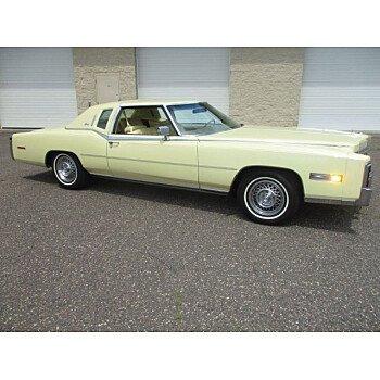 1978 Cadillac Eldorado for sale 101174265
