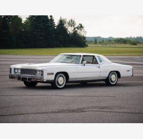 1978 Cadillac Eldorado for sale 101183728
