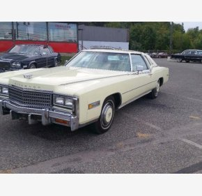 1978 Cadillac Eldorado for sale 101185638
