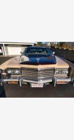 1978 Cadillac Eldorado for sale 101222875