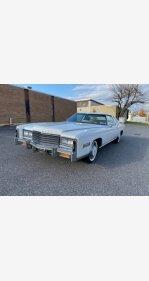 1978 Cadillac Eldorado for sale 101255278