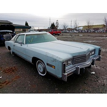 1978 Cadillac Eldorado for sale 101267734