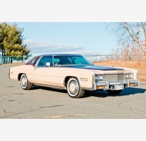 1978 Cadillac Eldorado Biarritz for sale 101292185