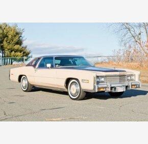 1978 Cadillac Eldorado for sale 101292185