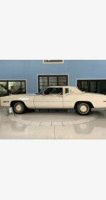 1978 Cadillac Eldorado for sale 101303302