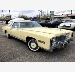 1978 Cadillac Eldorado for sale 101310035