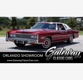 1978 Cadillac Eldorado Biarritz for sale 101336597