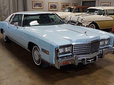 1978 Cadillac Eldorado for sale 101390854