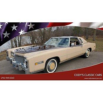 1978 Cadillac Eldorado for sale 101416595