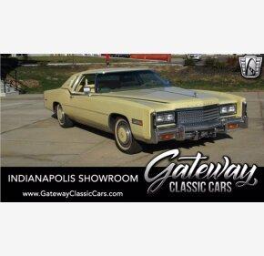 1978 Cadillac Eldorado for sale 101421567