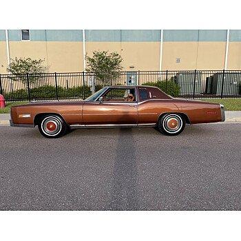 1978 Cadillac Eldorado for sale 101490124