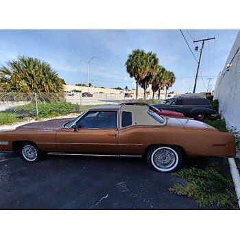 1978 Cadillac Eldorado for sale 101544710