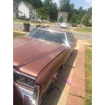 1978 Cadillac Eldorado for sale 101577315