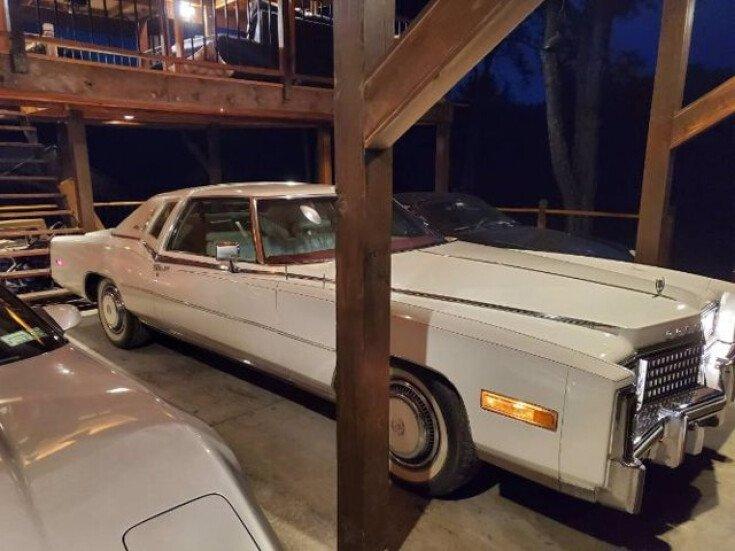 1978 Cadillac Eldorado for sale 101590081