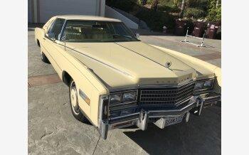 1978 Cadillac Eldorado Biarritz for sale 101601471