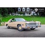 1978 Cadillac Eldorado for sale 101621898