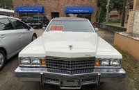 1978 Cadillac Fleetwood Brougham Sedan for sale 101055770