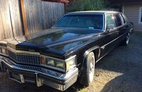 1978 Cadillac Fleetwood for sale 101229192