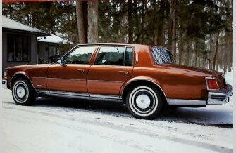 1978 Cadillac Seville for sale 101291474
