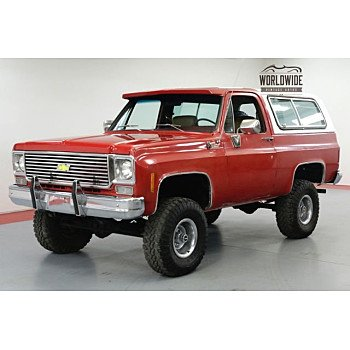1978 Chevrolet Blazer for sale 101047457