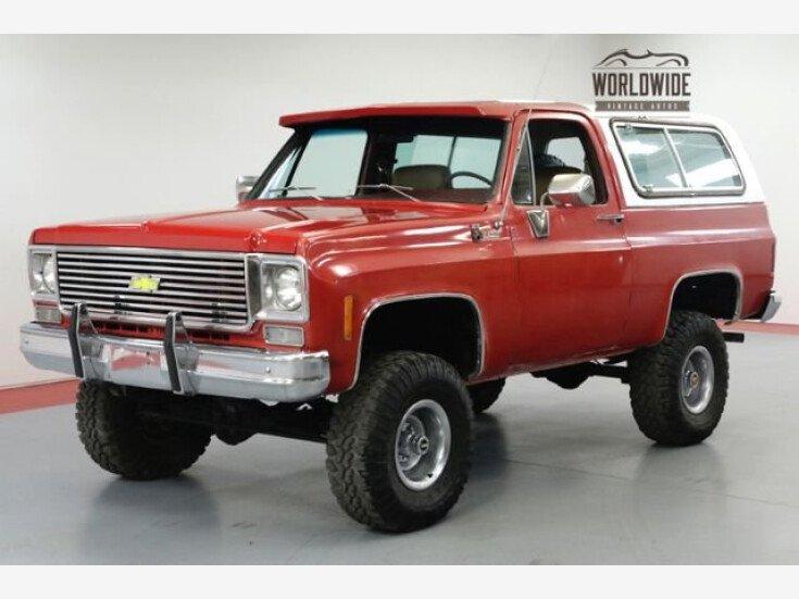 1978 Chevy Blazer Wheelbase All About Chevrolet