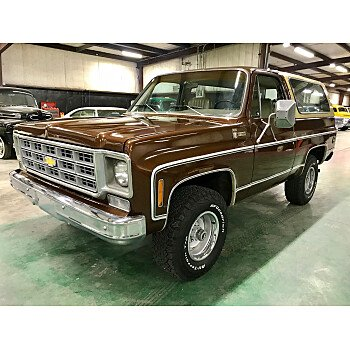 1978 Chevrolet Blazer for sale 101096347