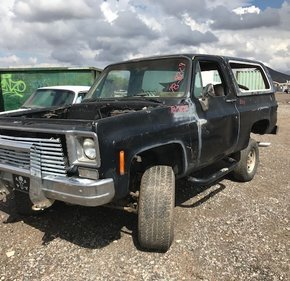 1978 Chevrolet Blazer for sale 101050510