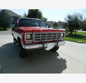 1978 Chevrolet Blazer 4WD 2-Door for sale 101245052